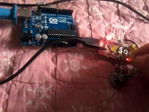 Three Phase Asynchronous Motor Control With Arduino Uno Atmega328 ...