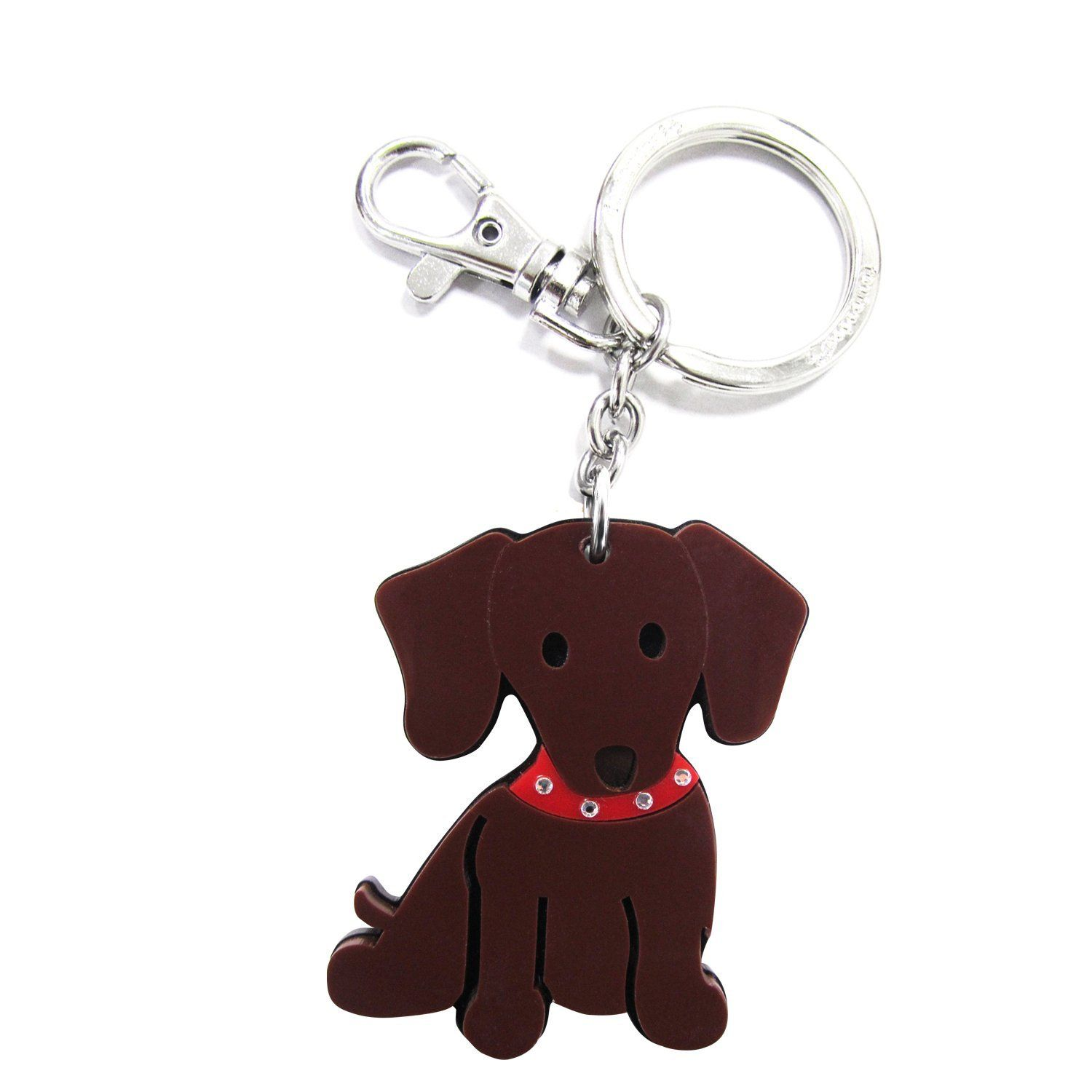 Love Your Breed Acrylic Keychain, Dachshund Read more