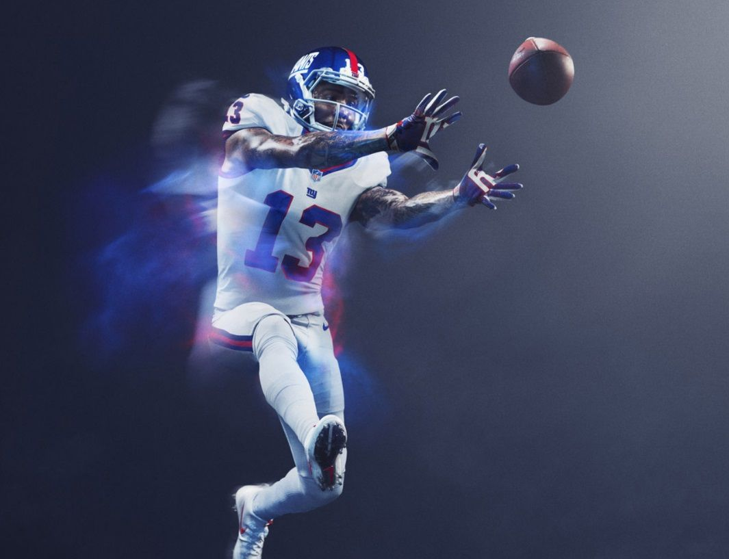 on sale 05eb1 4ce32 New York Giants - 2016 NFL Color Rush Uniform | color rush ...