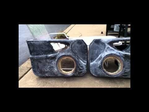 Fiberglass Door Panels 3 Youtube Fiberglass Door Custom Car Audio Panel Doors