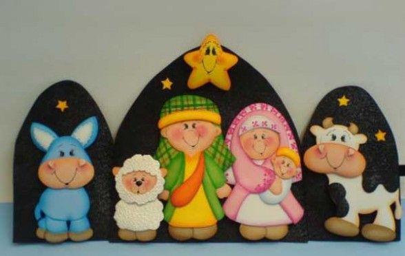 La navidad inicia con un adorno en la puerta pinteres - Adorno puerta navidad ...