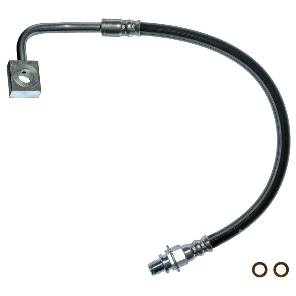 hight resolution of wagner brake rear left brake hydraulic hose fits 1998 2000 dodge intrepid