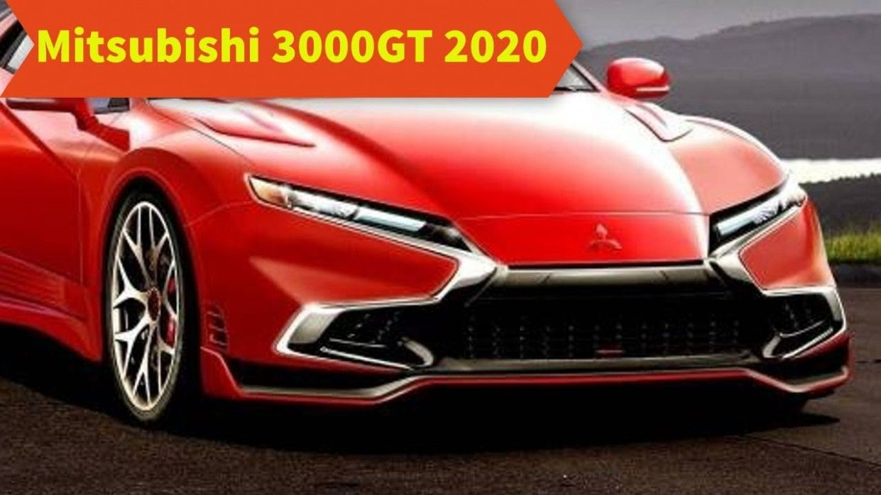 2020 Mitsubishi 3000Gt Speed Test
