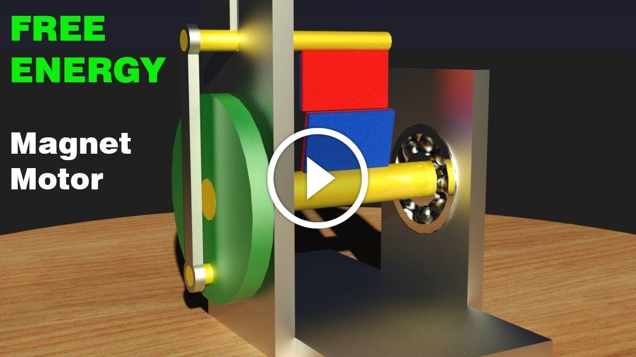 Impremedia Net: V Gate Magnet Motor Design