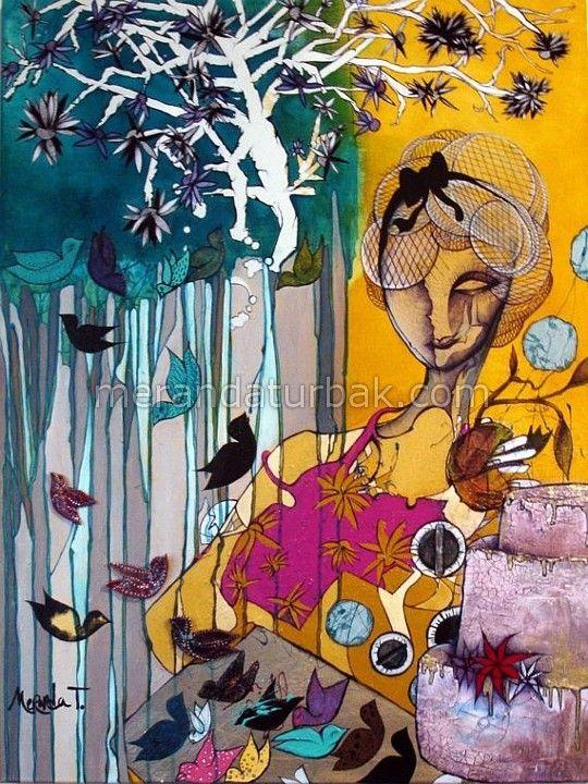 """Bird Cookies"" By Meranda Turbak"