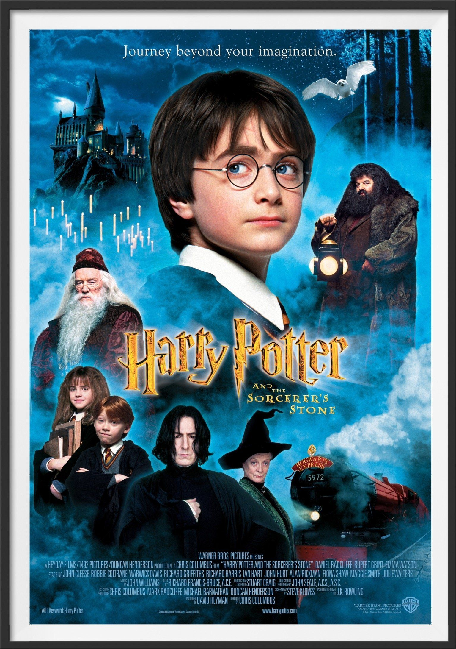 Harry Potter and the Philosopher's Stone - 2001