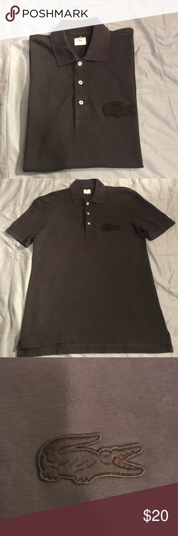 21facd9af74 Where Are Genuine Lacoste Polo Shirts Made