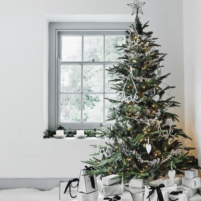 tannenbaum schm cken weihnachtsbaum deko weihnachtsb ume weihnachten pinterest tannenbaum. Black Bedroom Furniture Sets. Home Design Ideas