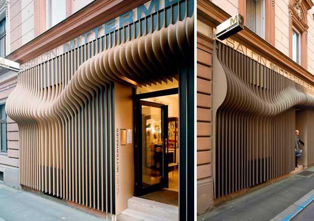 Decoración de fachadas - Decofilia.com