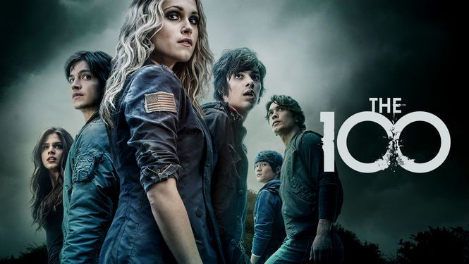 The 100 The Cw Netflix The 100 Serie Idee Film