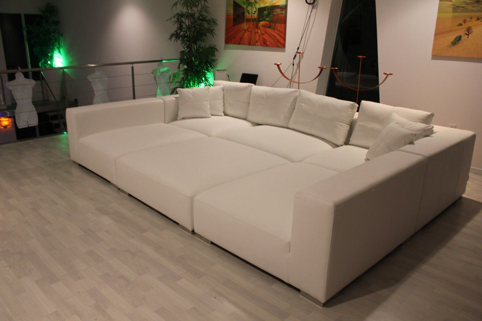 Contemporary Sofa Pits For Tv Rooms Pit Sofa Wide Couches Home