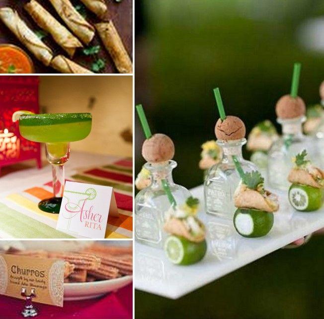 Mexican Wedding Favors Ideas: Scottsdale Wedding Planner