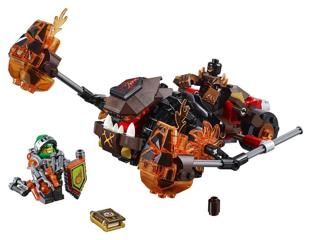 Moltor's Lava Smasher Building Set (203 Pieces): Price: $19.99 ...