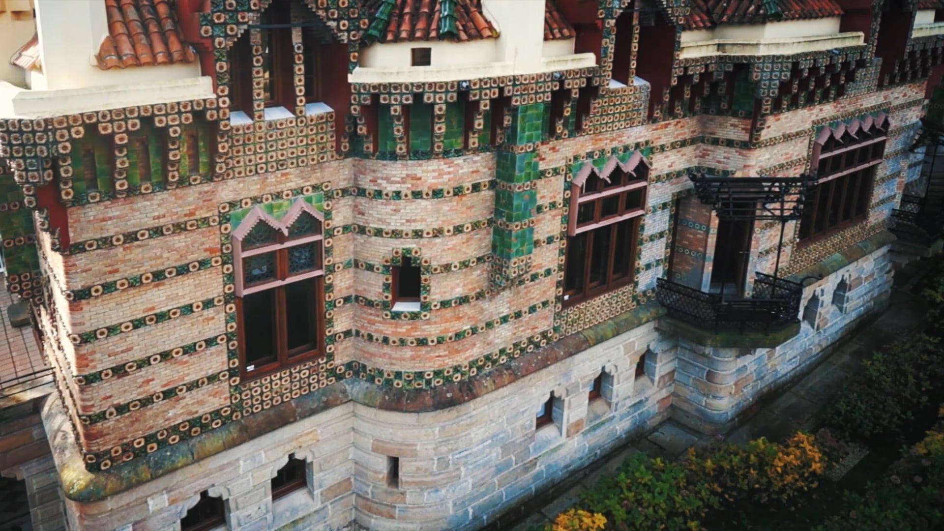 El Capricho, origen de Gaudí | Gaudi, Antoni gaudi, Spain ...