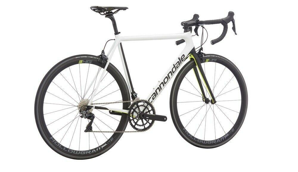2018 Cannondale Supersix Evo Dura Ace Carbon Road Bike 60cm Retail