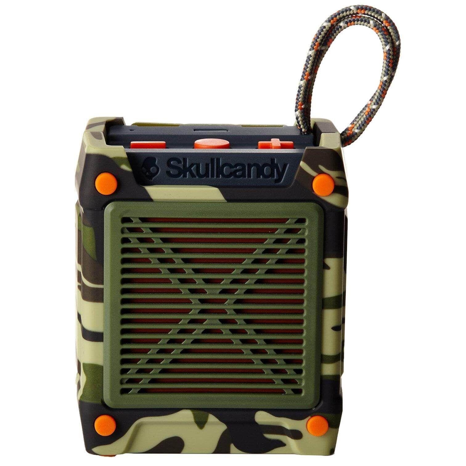 Skullcandy Shrapnel Bluetooth Speaker влаго и