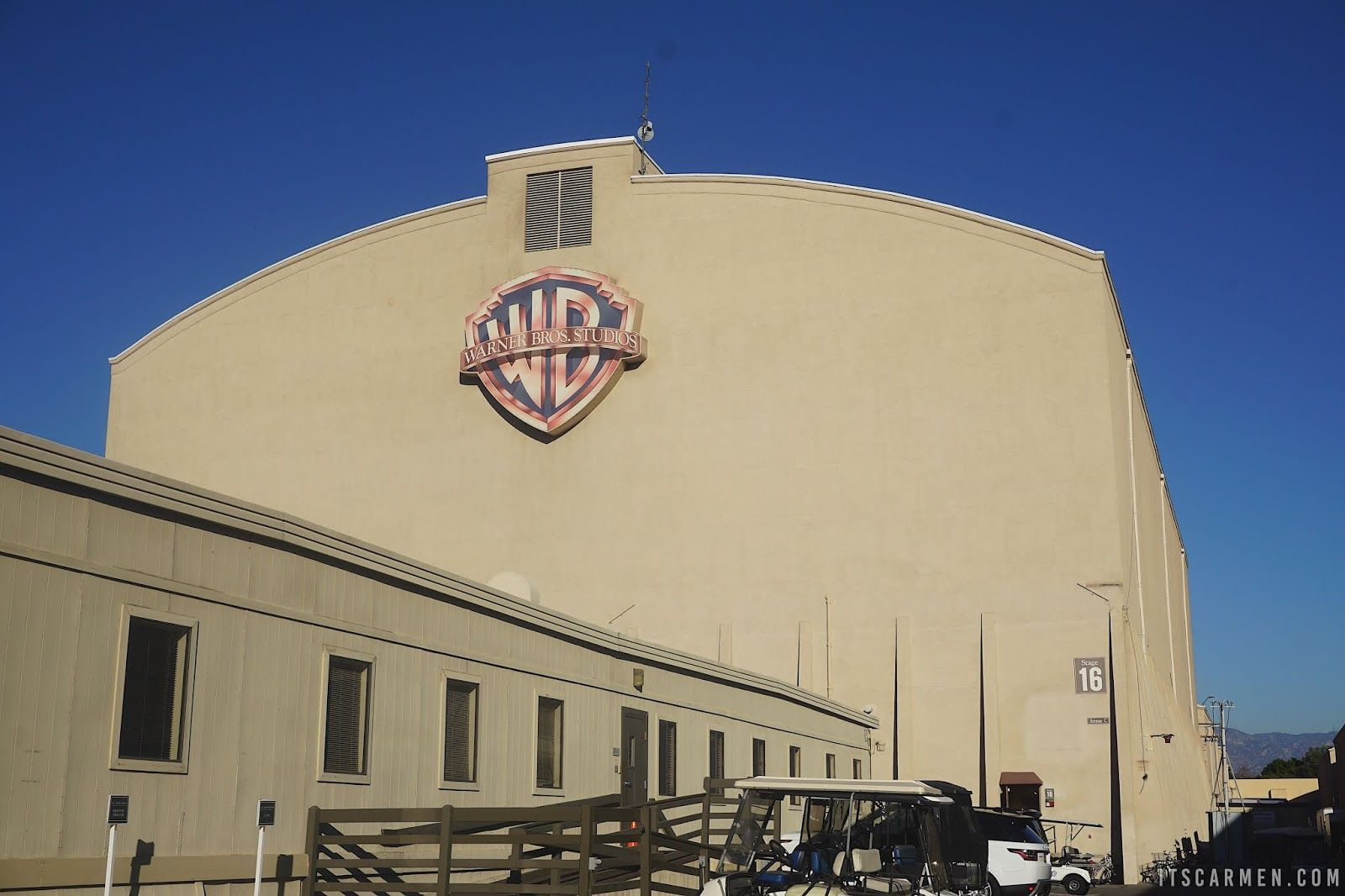 Warner Bros Studio Tour in Burbank, California