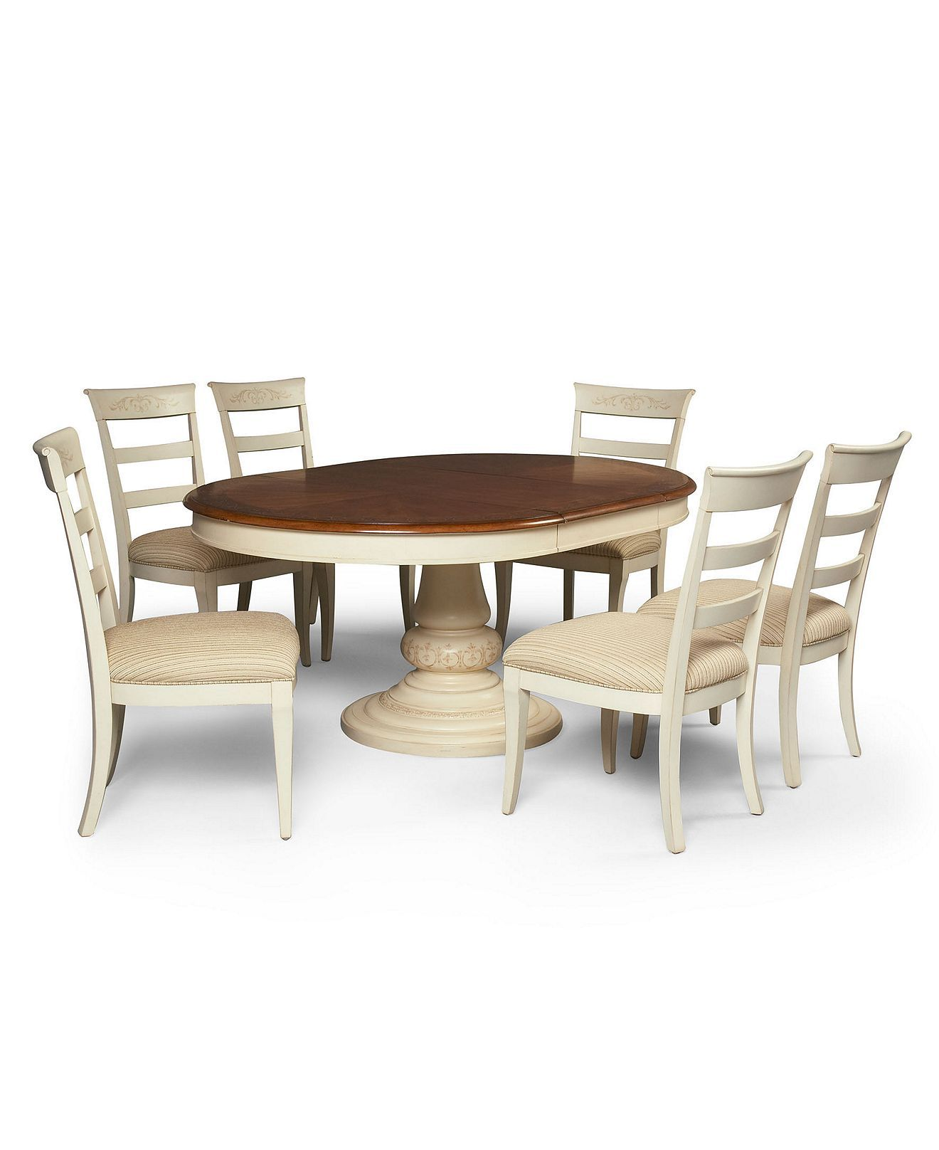 Coventry Dining Room Furniture, 7 Piece Set (Table and 6 ...