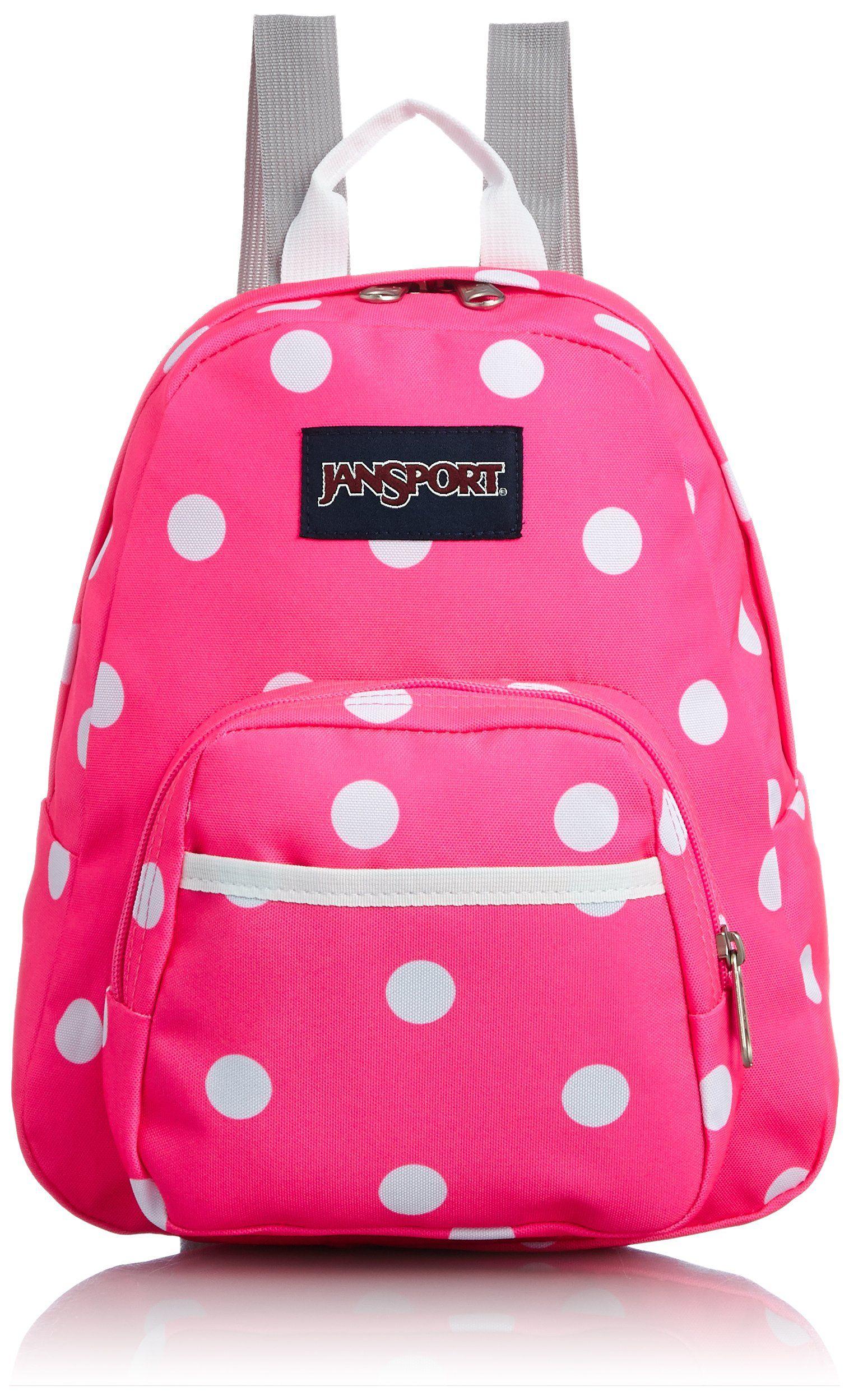Amazon.com: Jansport Half Pint Backpack (Black): Clothing | Gift ...