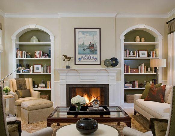 Annette English Interior Design Colonial Revival