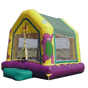 Couples Can Now Rent A Bouncy Castle For Their Wedding Day