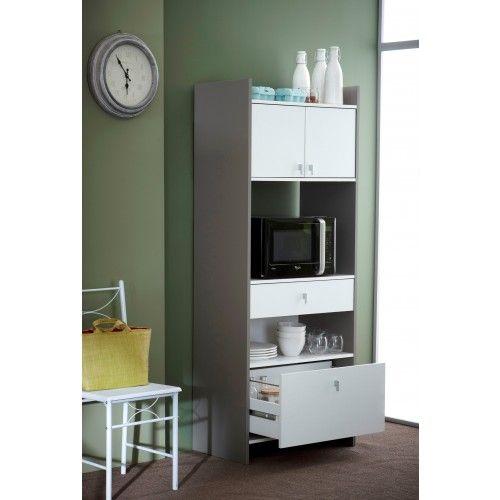 Mueble Microondas Bigger Conforama Sabores Y Cocina