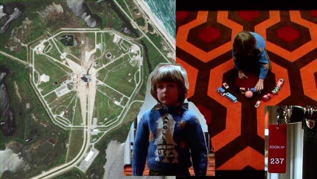 The Symbolism In The Shining Danny As Apollo 11 Carpet In