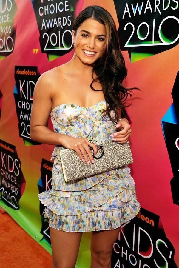 Nikki Reed at 2010 Teen Choice Awards