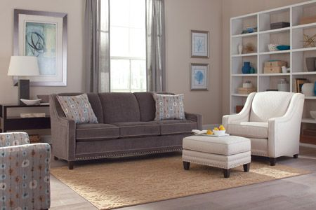 Contemporary Shop for Smith Brothers Sofa and other Living Room Sofas at Hickory Furniture Mart in Hickory NC fort wrinkles are designed to appear in this style to Fresh - Awesome smith brothers sofas In 2018