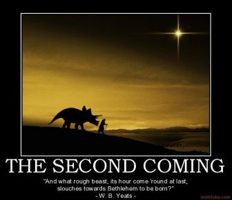 Rough Beast Slouching Update >> The Second Coming By W B Yeats Poetry Two By Two Poetry