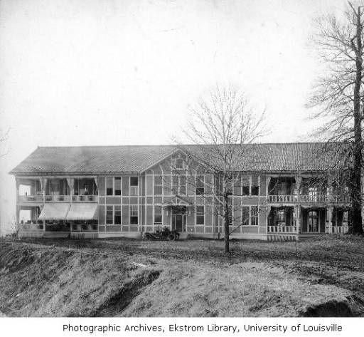 Haunted House York University: Waverly Hills Sanatorium, Dixie Hwy, 1911. :: Images Of