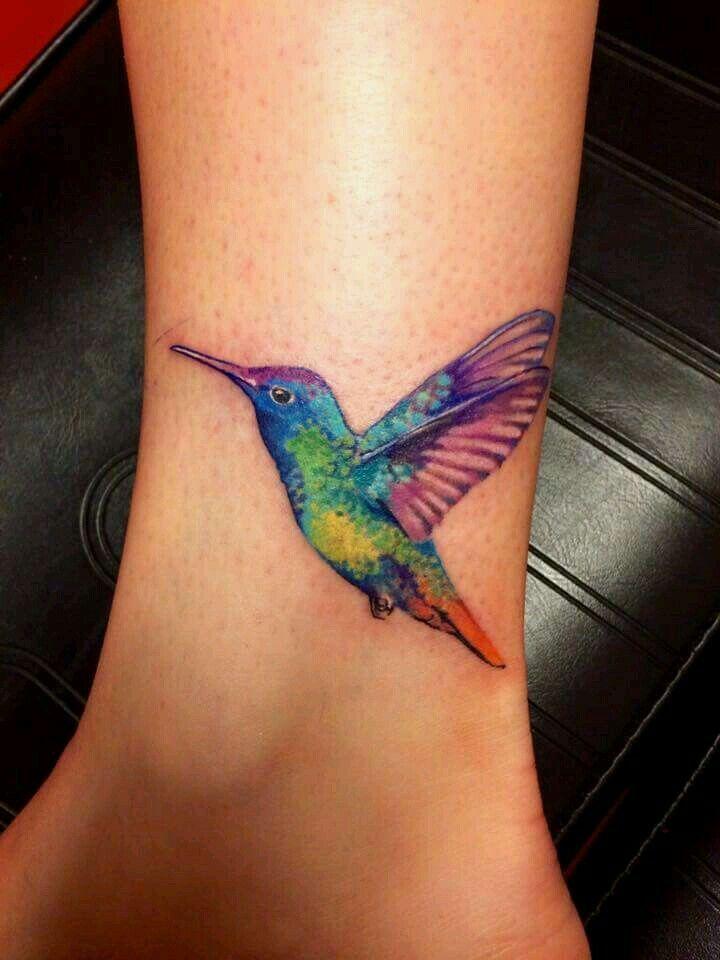 Pin By Amanda Horsman On Tattoos Hummingbird Tattoo Tattoos