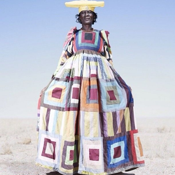 The Herero Tribe Of Namibia