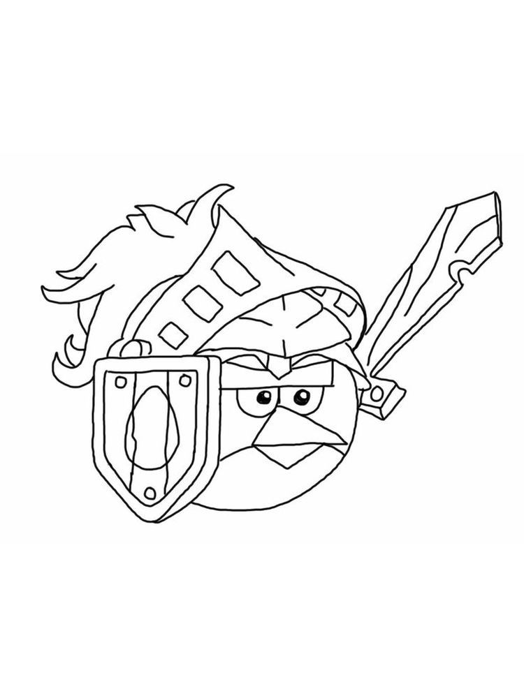 Angry Birds 2 Coloring Pages Angry Birds Is A Video Game That Was Initially Available For Ipad And Iphone Ap In 2020 Angry Birds Cartoon Coloring Pages Coloring Pages