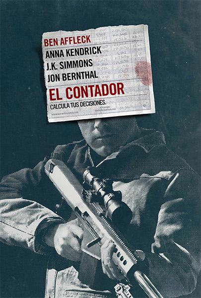 El Contador The Accountant Movie Full Movies Online Free Ben Affleck