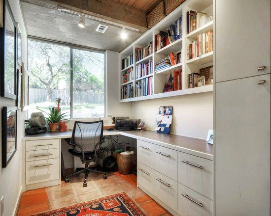 Charmant Small Office Design Ideas, Pictures, Remodel And Decor