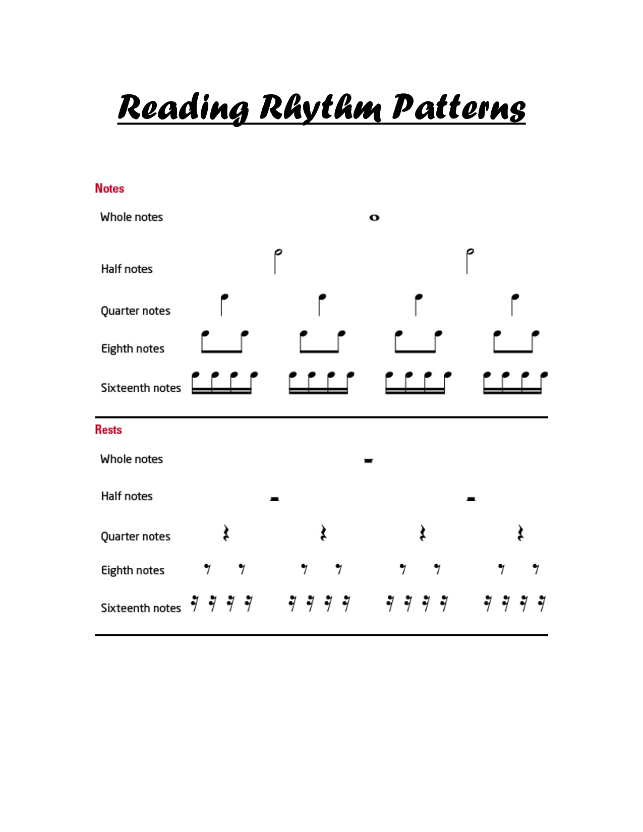 worksheet Music Rhythm Worksheets rhythm worksheet google search music theory teaching resources search