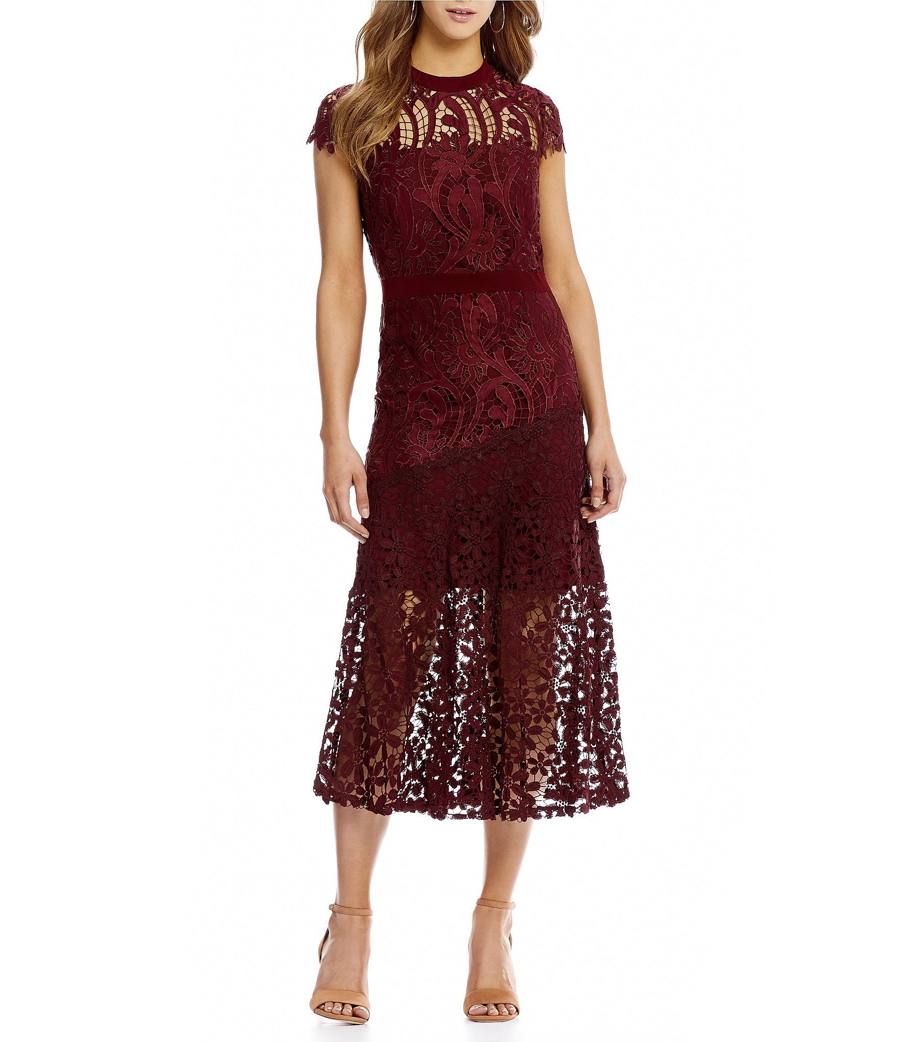 Antonio melani macie lace dress dillards my style pinterest antonio melani macie lace dress dillards ombrellifo Choice Image
