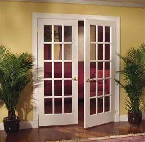 Interior Double Doors With Glass double french doors glass interior is separateda number of