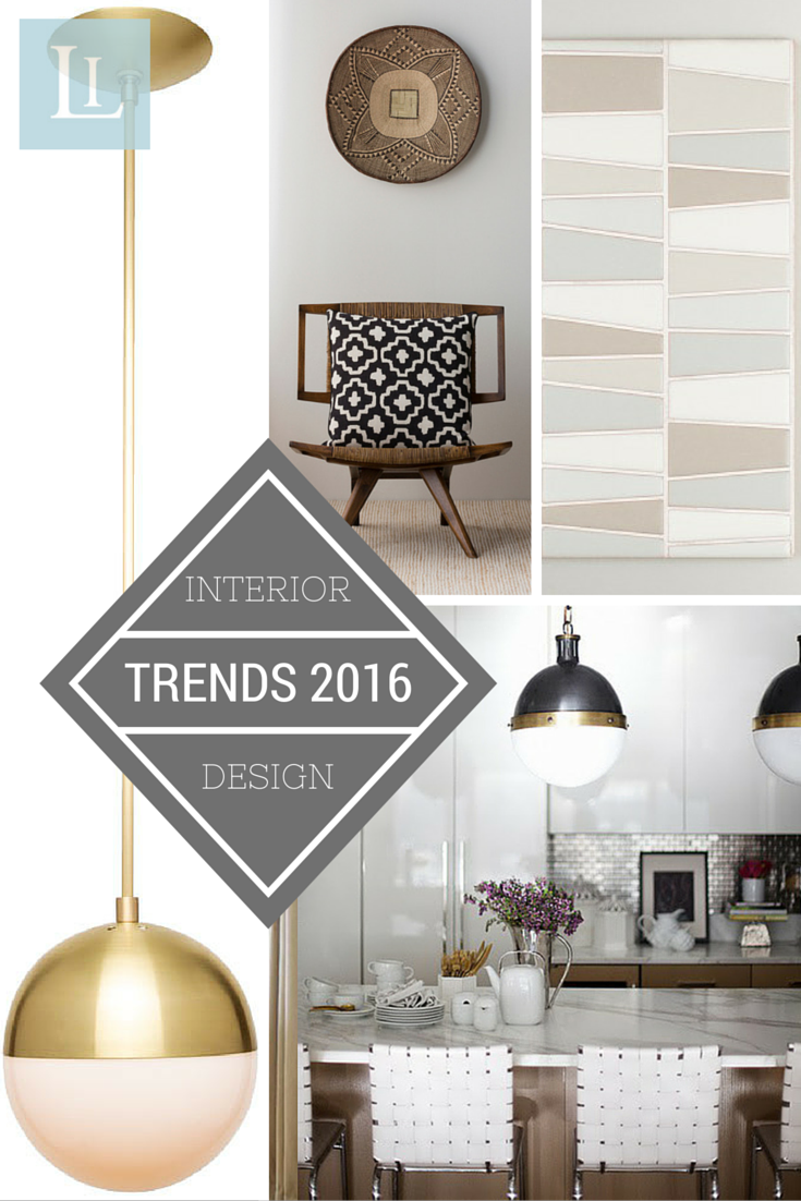 We Ve Scoured All Of Our Best Design Resources To Predict The Interior Trends 2016
