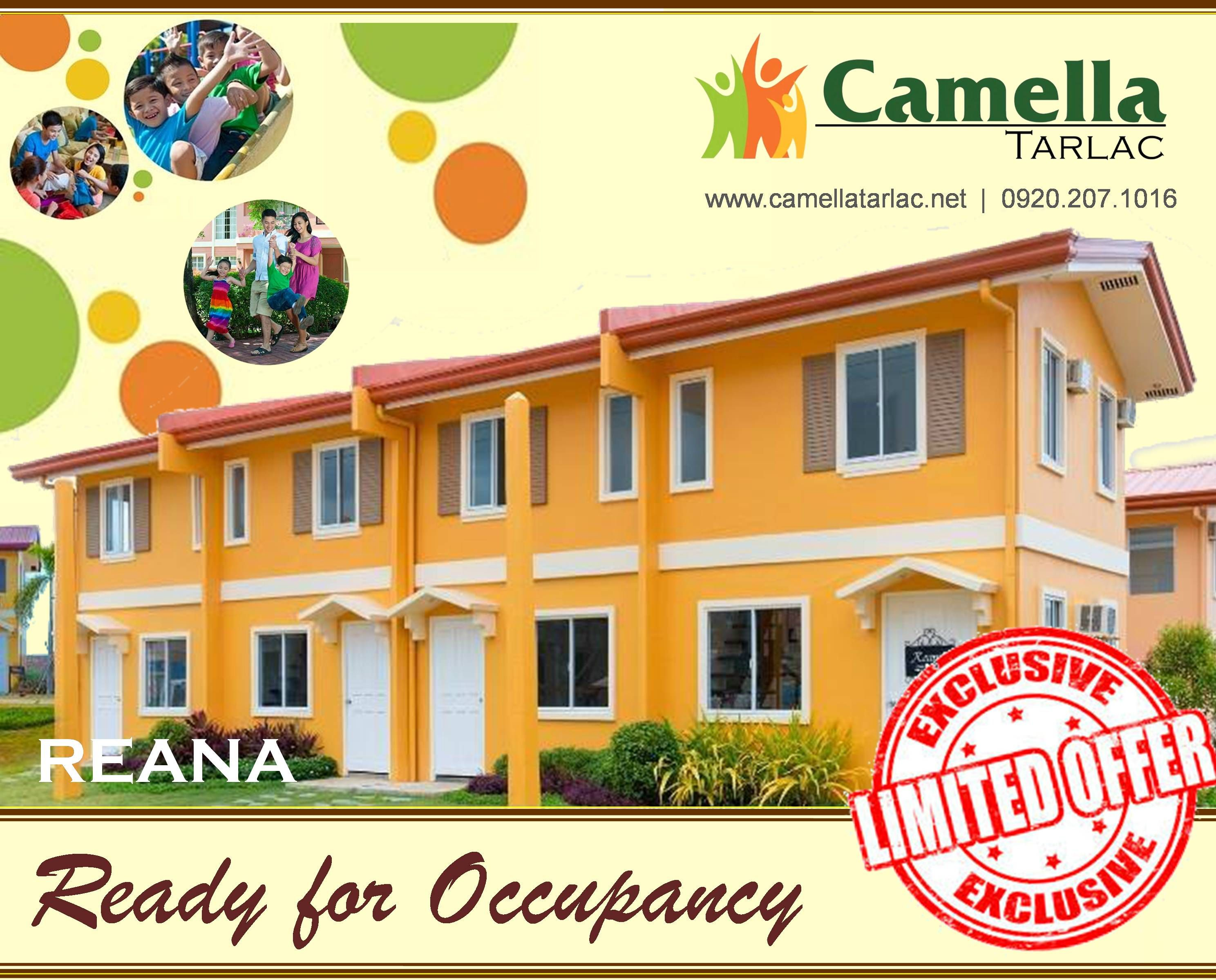 Pin by camella tarlac on ready for occupancy unit left