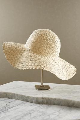 Versona Braided Floppy Hat  Versona  4ebe1f071ab8