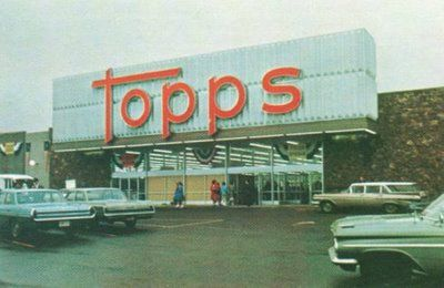 Topp S In The 60 S 70 S Was Like The Walmart Of Today