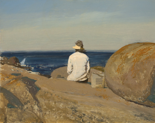 Bo Bartlett | Approaches to Penosbcot Bay (2019) | Available for Sale | Artsy