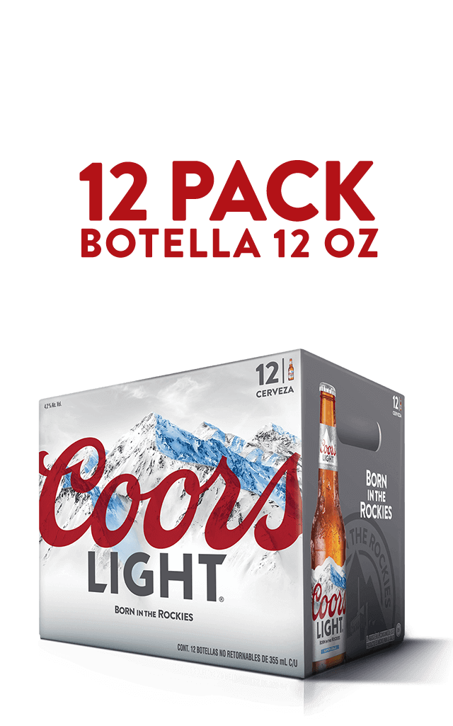Exceptional Coors Light