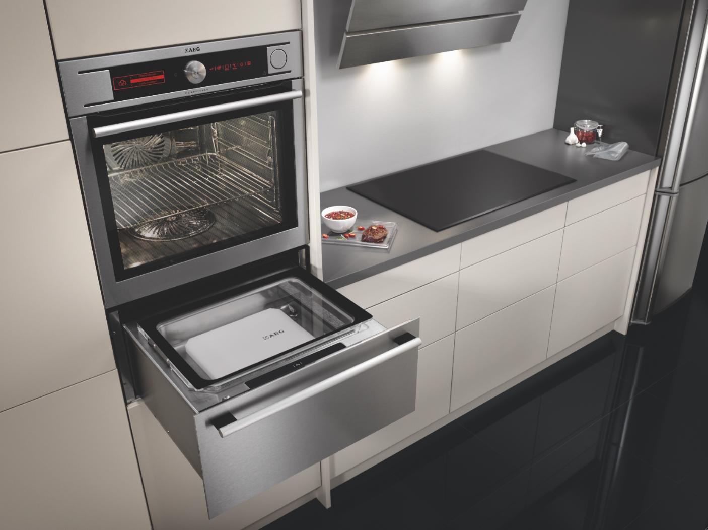 Uncategorized Aeg Kitchen Appliances aeg procombi sousvide dampfgarer mit vakuumier schublade schublade