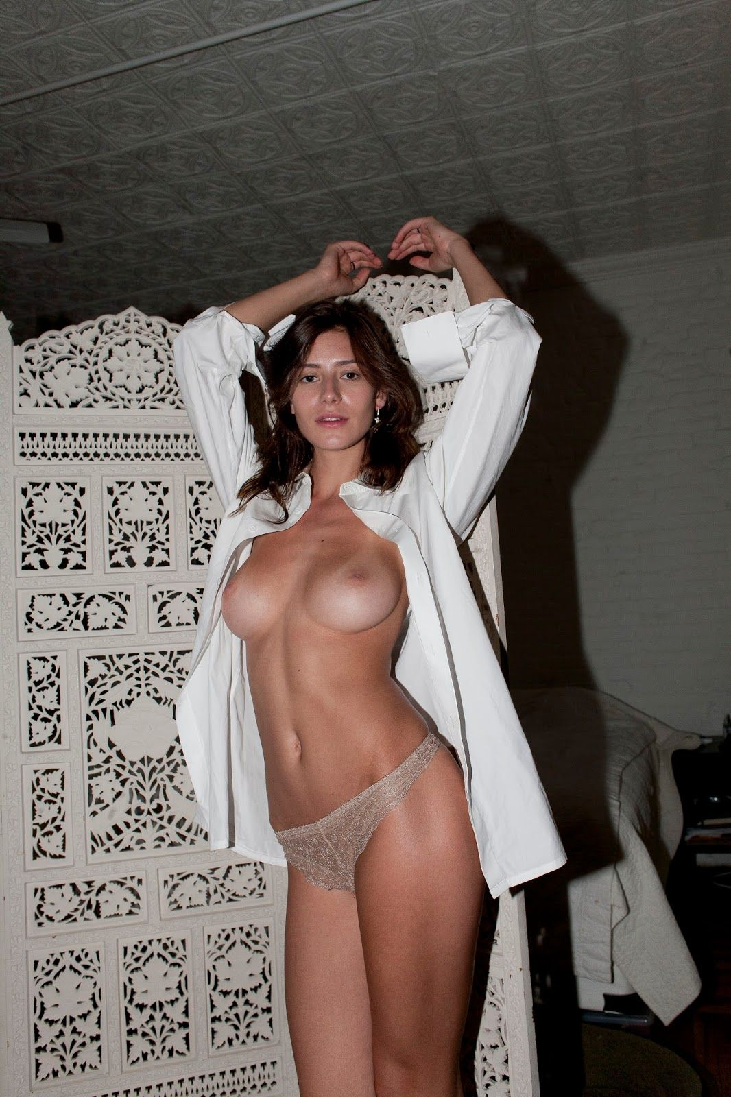 Alejandra guilmants naked in a tasteful way - 2019 year