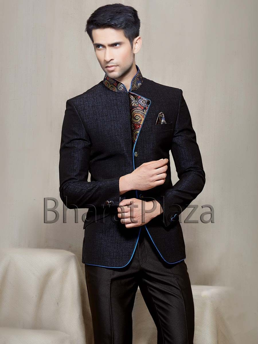Luxurious Reception Jodhpuri Suit | New Designs | Pinterest | Man Jacket