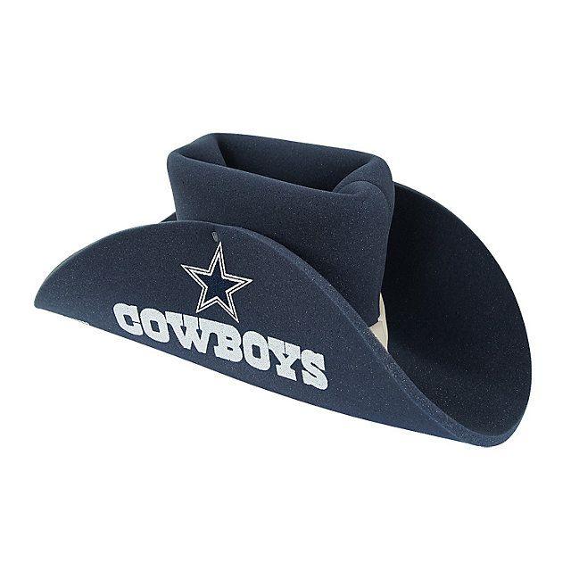 fc5c23294af2f Dallas Cowboys Foam Hat
