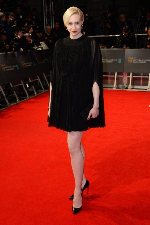 Gwendoline Christie: 6 feet and 3 inches of beautiful